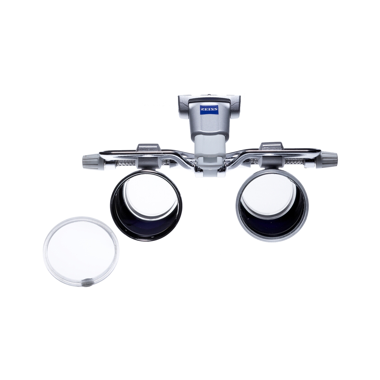 Protective lens caps for ZEISS EyeMag Smart product photo